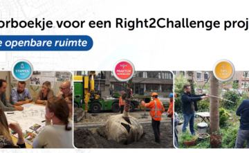 Spoorboekje Right to Challenge in de Openbare Ruimte