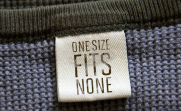 Zelfbeheer: one size fits none